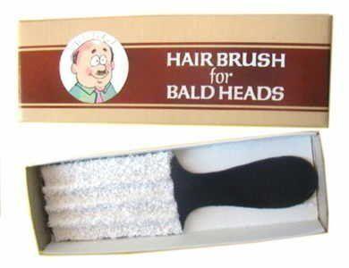 Hair Brush For Bald Heads Great Joke Item Fishlove Http Www