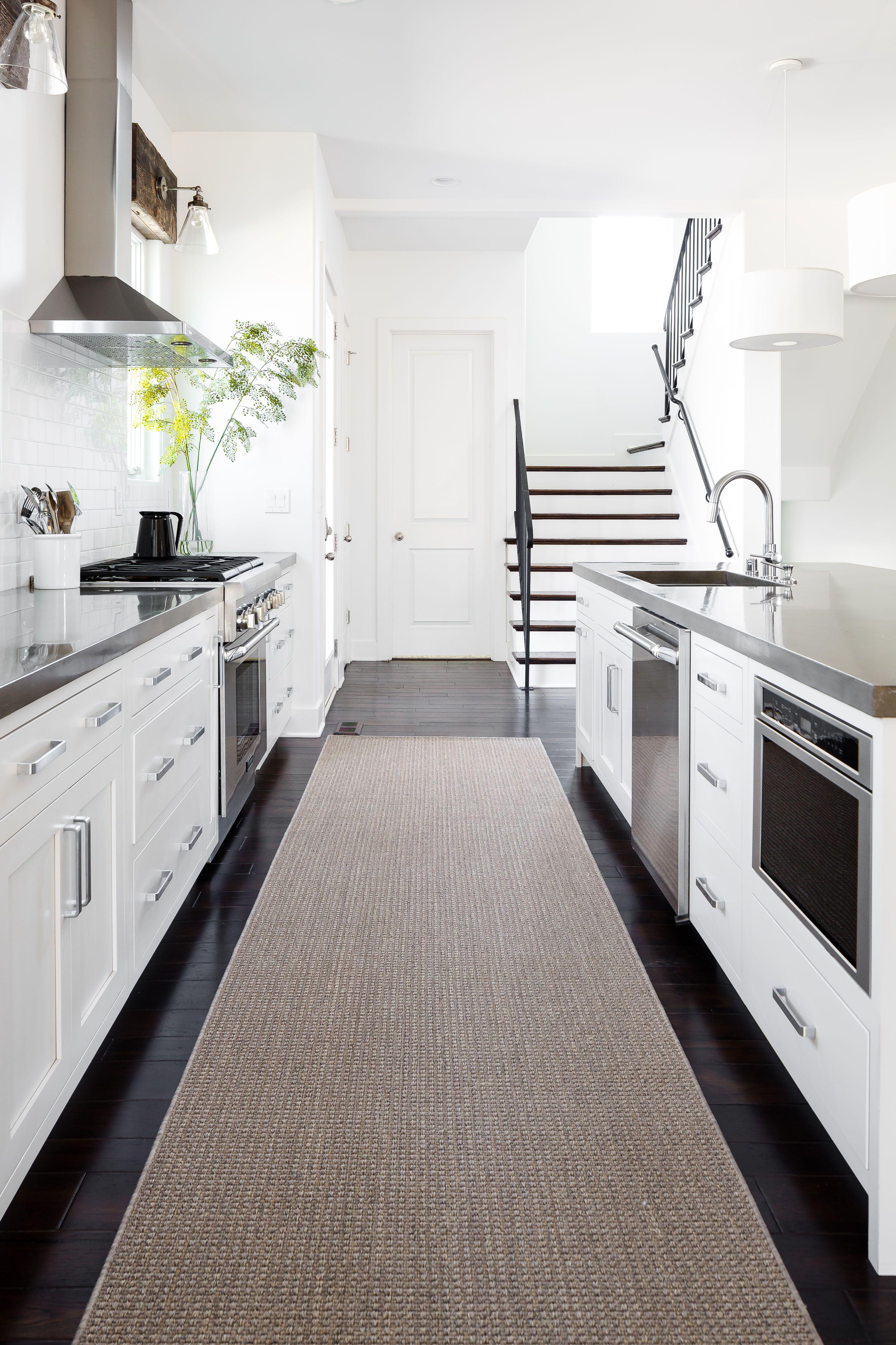 Sisal Runner - natural fibers - Fibreworks - kitchen | Room Scenes ...