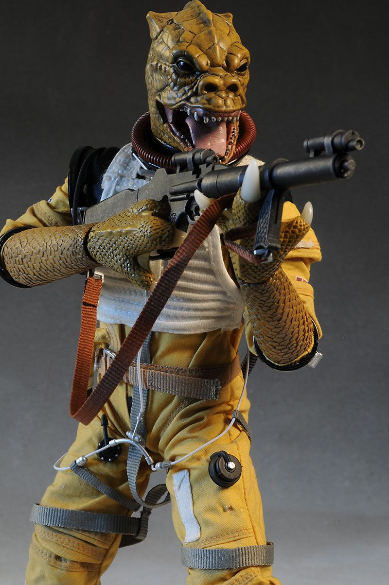 Star Wars Bossk Sixth Scale Action Figure I Love Plastic