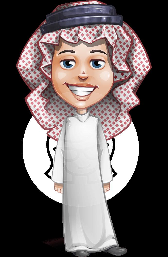 Cute Muslim Kid Cartoon Vector Character Graphicmama Kids Cartoon Characters Islamic Cartoon Cartoon