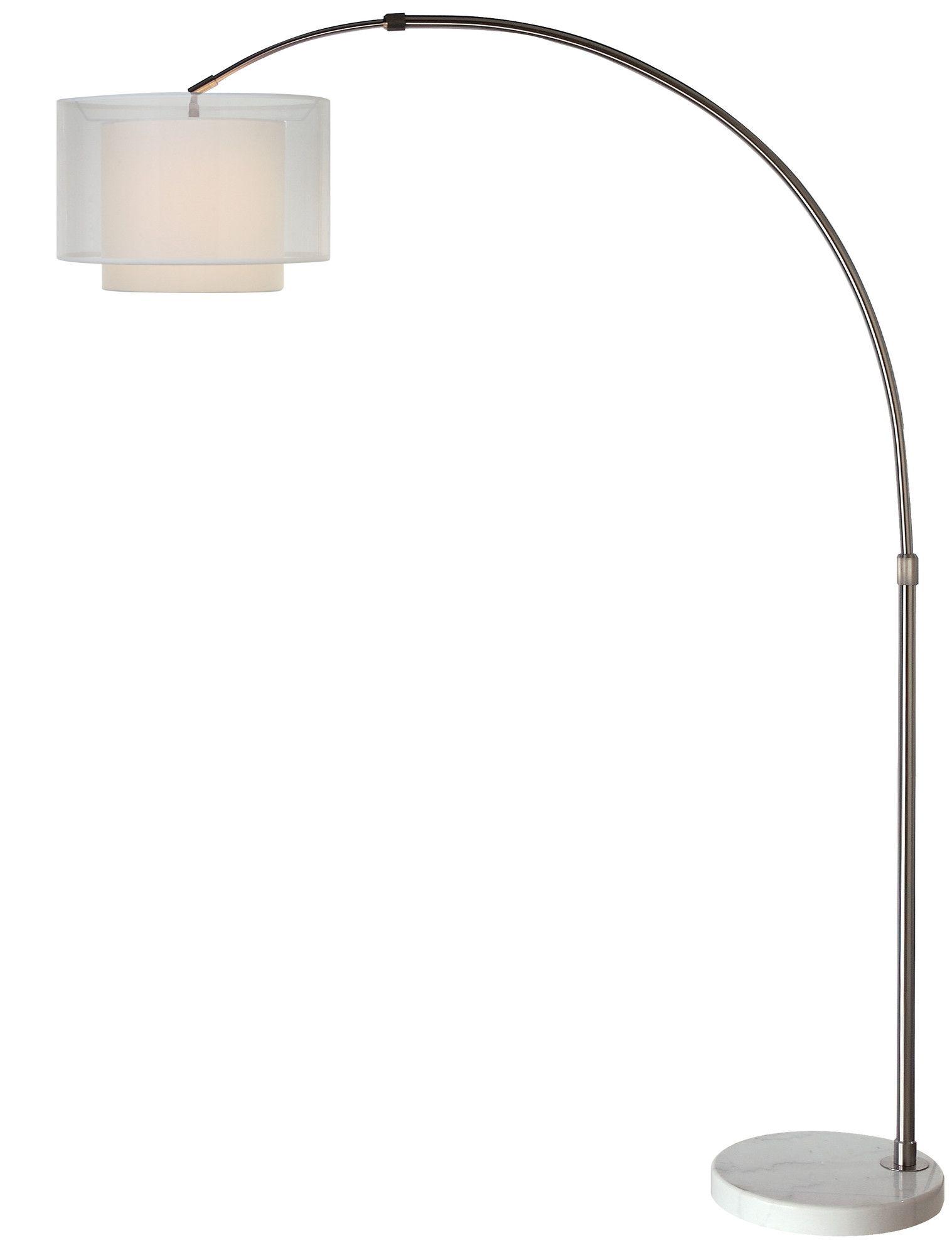 Trend Lighting Corp Brella Floor Lamp Allmodern Green