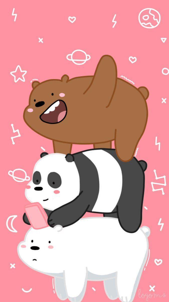 Gorjeo We Bare Bears Tiernos Animals Tierre Bear Wallpaper We Bare Bears Wallpapers Ice Bear We Bare Bears
