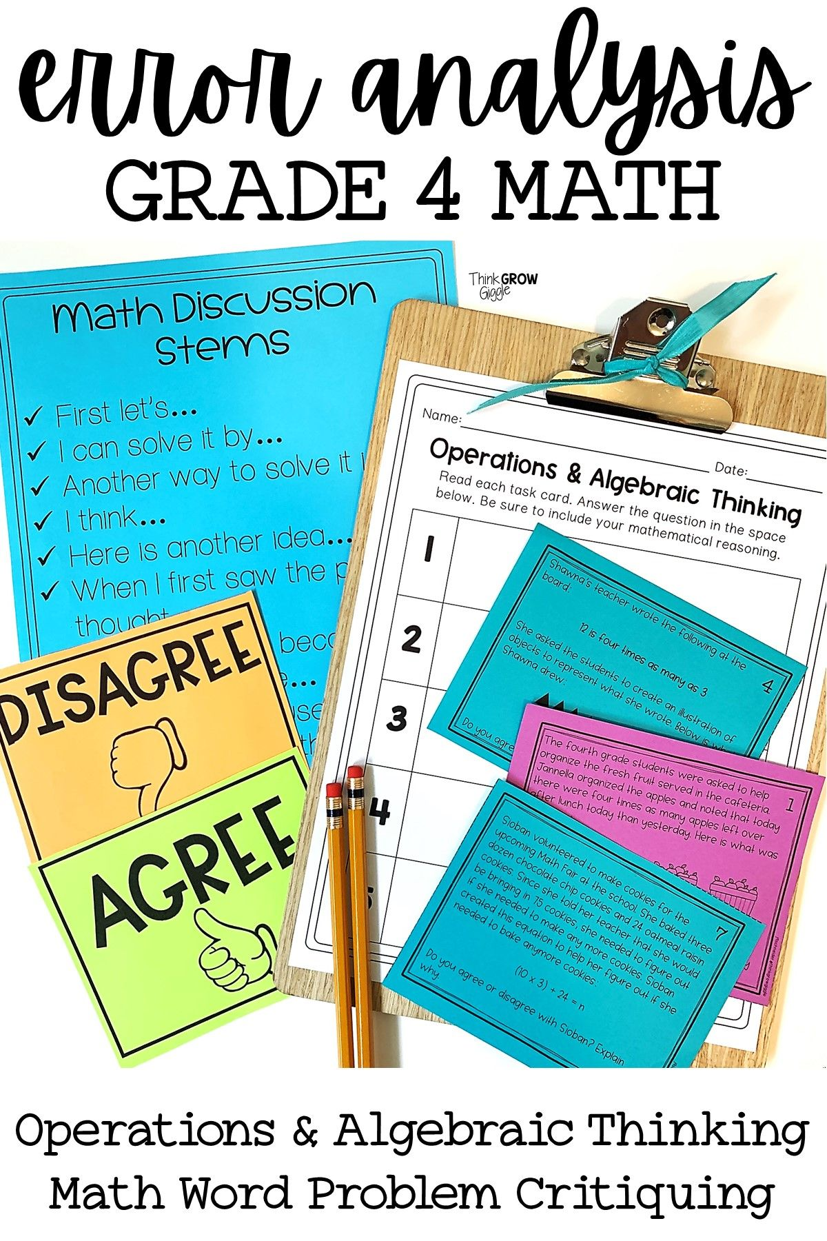 medium resolution of Algebraic Thinking 4th Grade Worksheets   Printable Worksheets and  Activities for Teachers