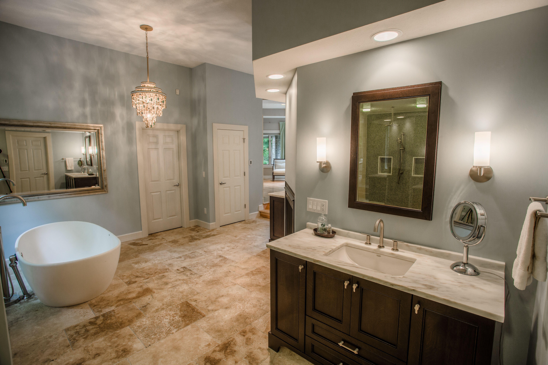 Design Build Bathroom Remodel In West Lafayette Indiana Bathroom
