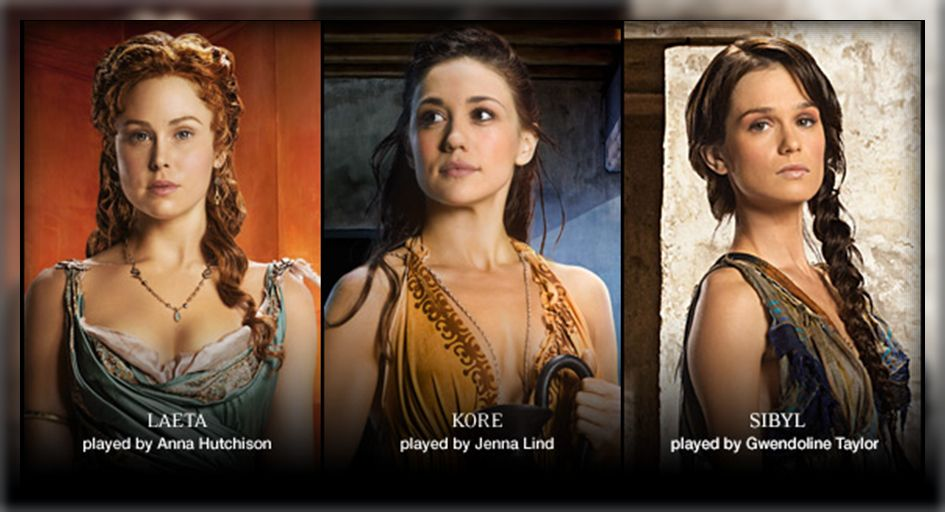 Spartacus: War of the Damned | Favourite TV series ...
