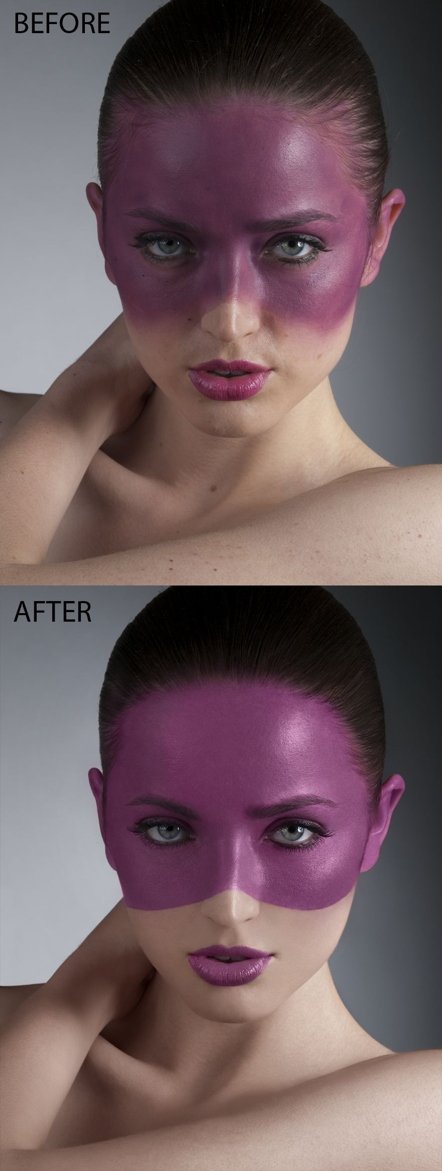 Makeup Retouching | Photo Retouching | Photoshop ...