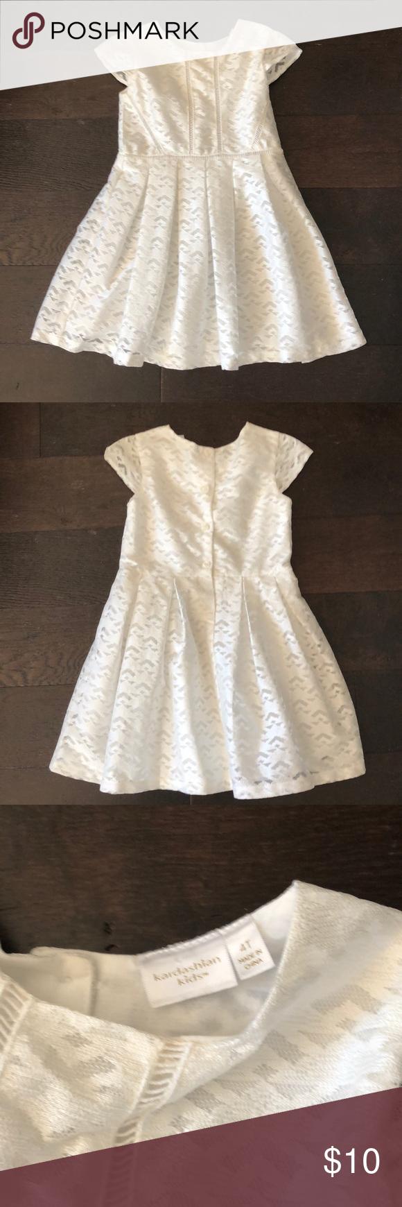 White Lace Dress 4t Lace White Dress Lace Dress Clothes Design [ 1740 x 580 Pixel ]