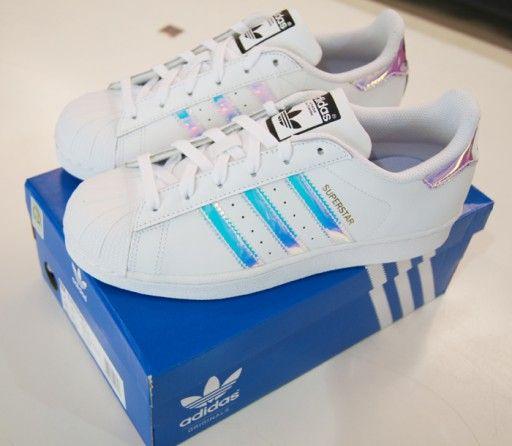 Buty Damskie Adidas Superstar Hologram Aq R 38 7410231431 Oficjalne Archiwum Allegro Adidas Superstar Hologram Adidas Superstar Adidas