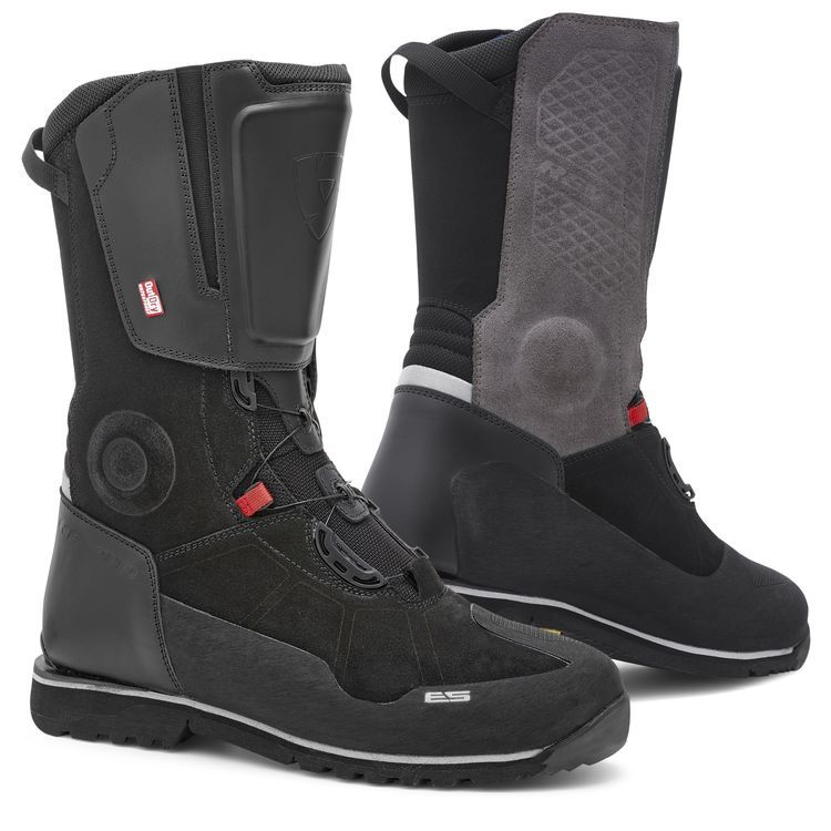 REV'IT! Discovery OutDry Boots | Adventure boots, Mens