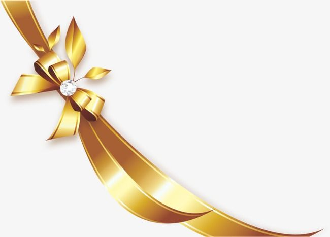Download Gold Ribbon Banner Png Png Image For Free Search More High Quality Free Transparent Png Images On Pngkey Com An Ribbon Banner Ribbon Png Gold Ribbons