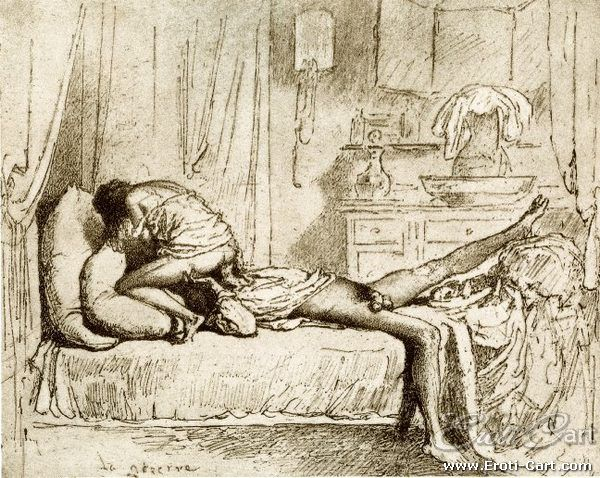 from Canaan 19th century gay erotic art
