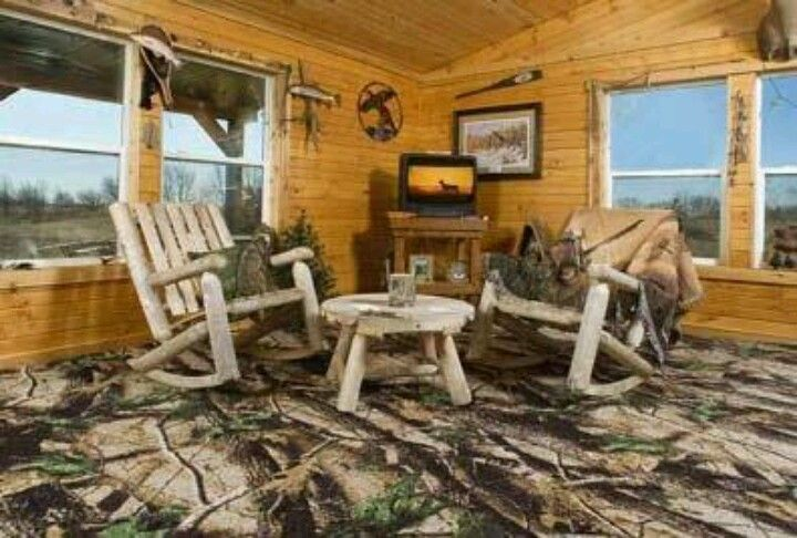 camo carpet haha never would ve thought of seeing this i love
