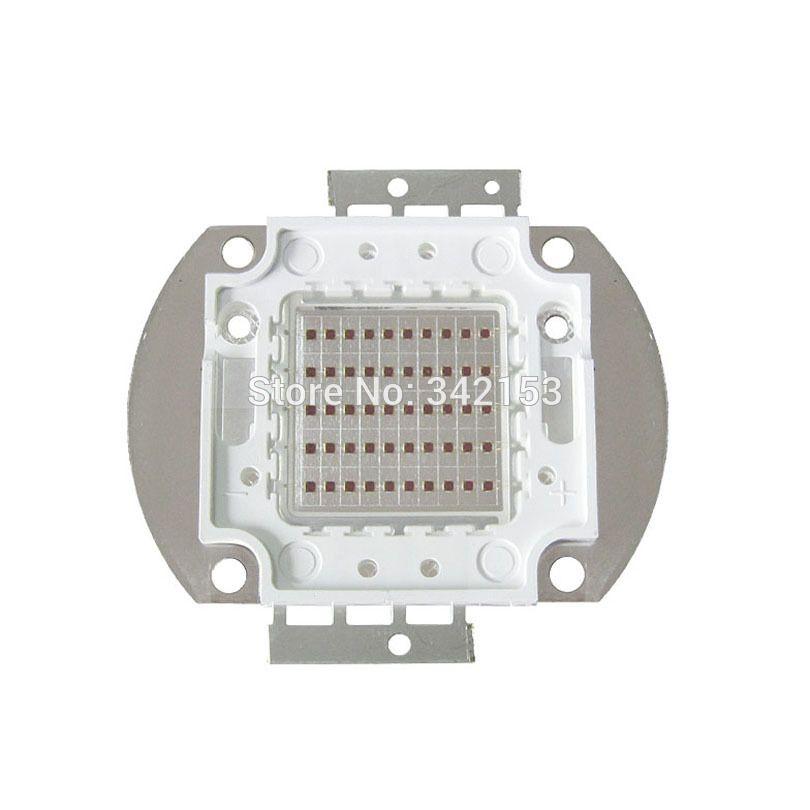Promo 50W 100W High Power Led Lamp Light Deep Red 660Nm Led Emitter ...