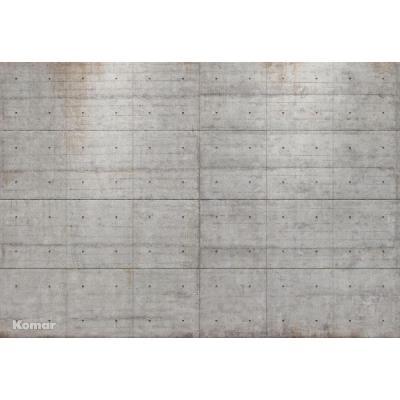 Komar 100 In X 145 In Concrete Blocks Wall Mural 8 938 The Home Depot Concrete Block Walls Concrete Blocks Concrete Wallpaper