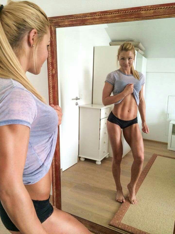 Sophia Thiel | Mädchen training, Frauen bodybuilding