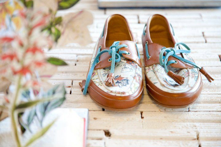 Playhound's Spring Boat-shoes