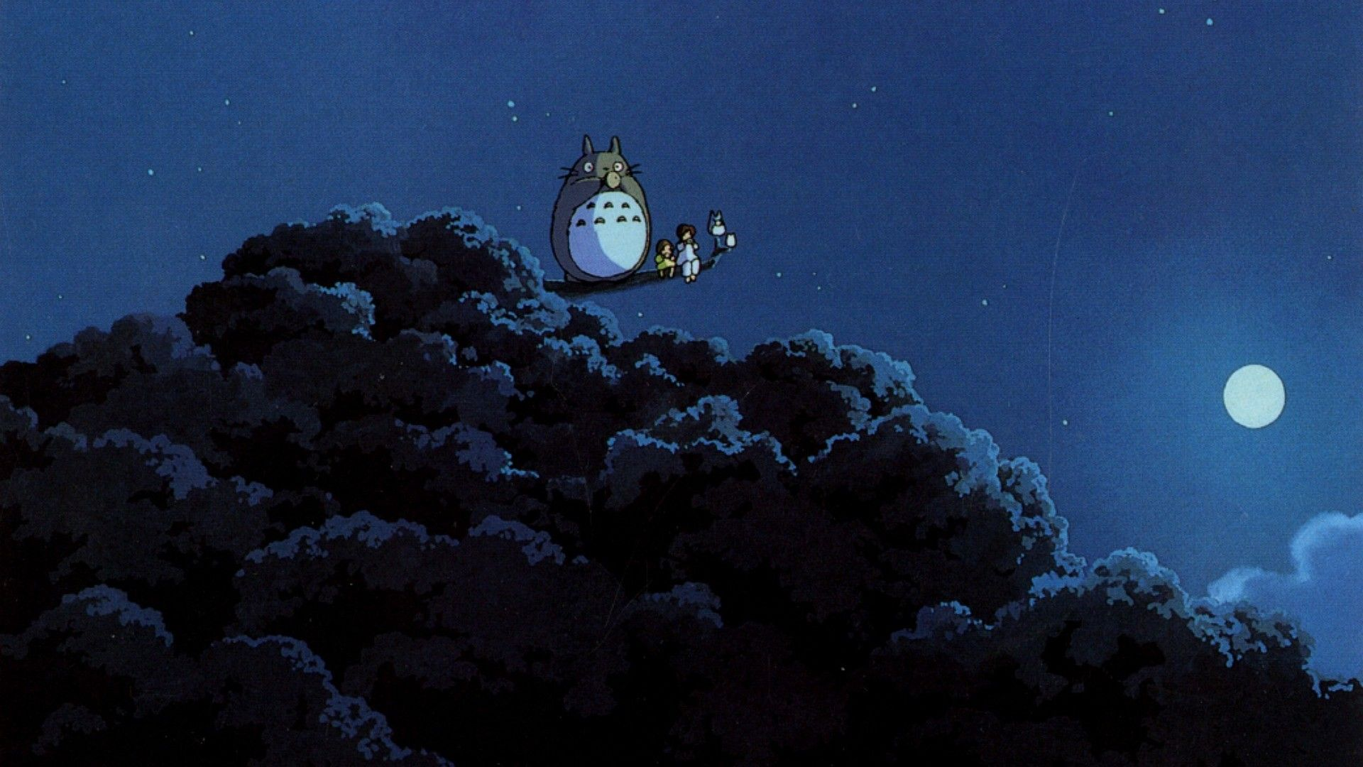 totoro wallpaper TOTORO LOVE Pinterest Ghibli