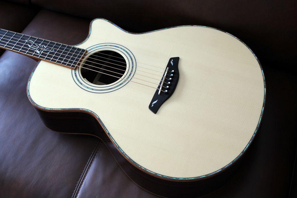 Bernard Godfrey Guitars New Custom Furch Guitar Arrivals The Acoustic Guitar Forum Guitar Acoustic Guitar Acoustic