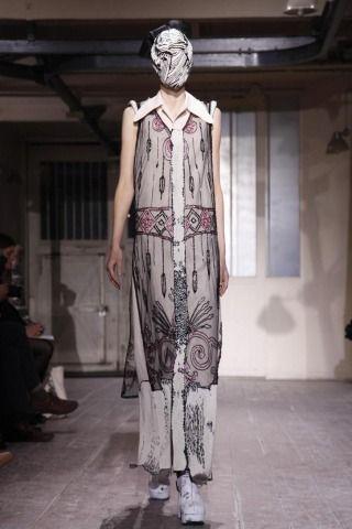 Maison Martin Margiela @ Paris Haute Couture S/S 2013 - SHOWstudio -