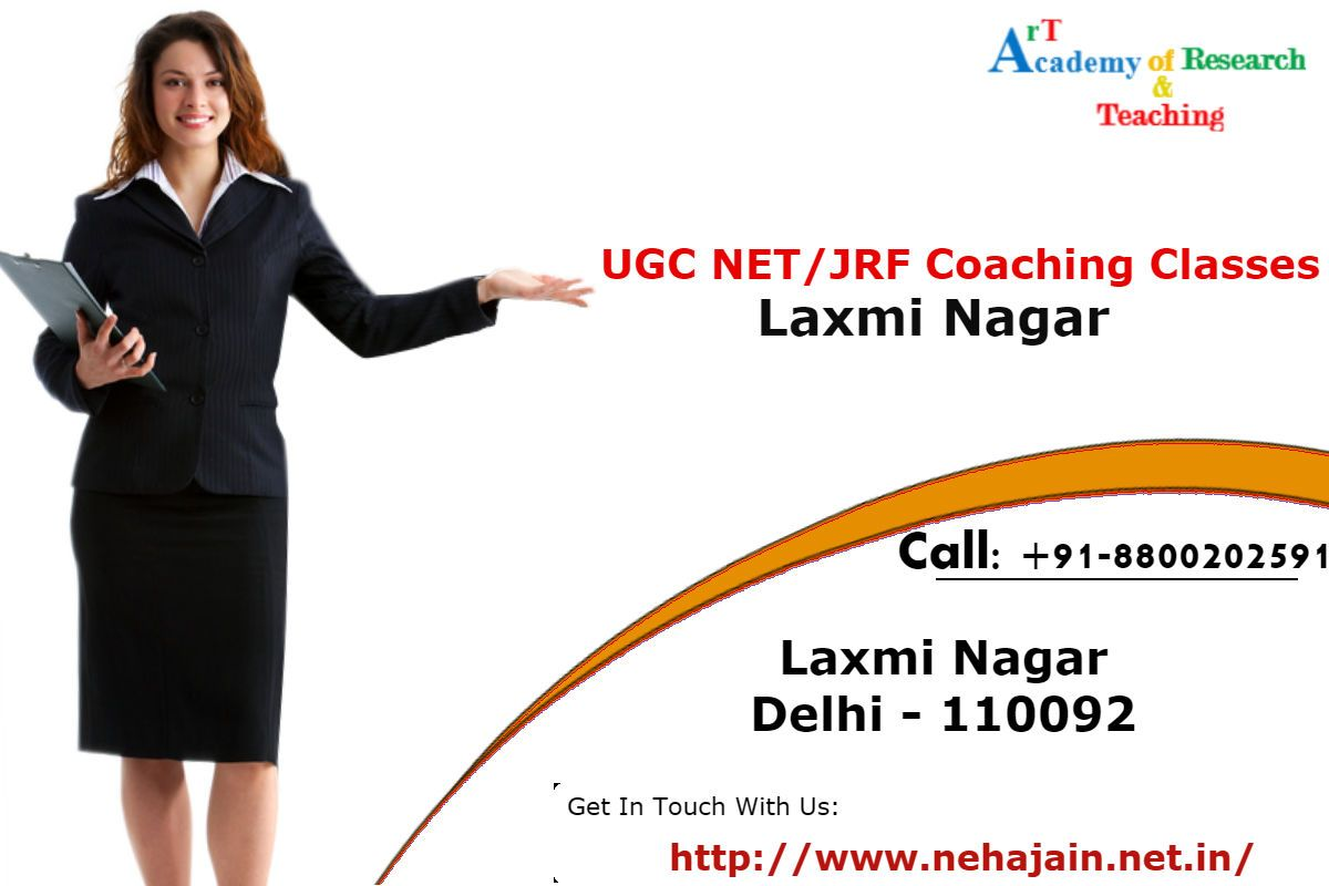 Best Classes for NET JRF in Laxmi Nagar Coaching