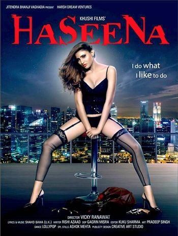 Haseena 2018 Hindi Movie DVDScr 320MB Download IMDB Ratings: 6.2/10 Genres:  Comedy