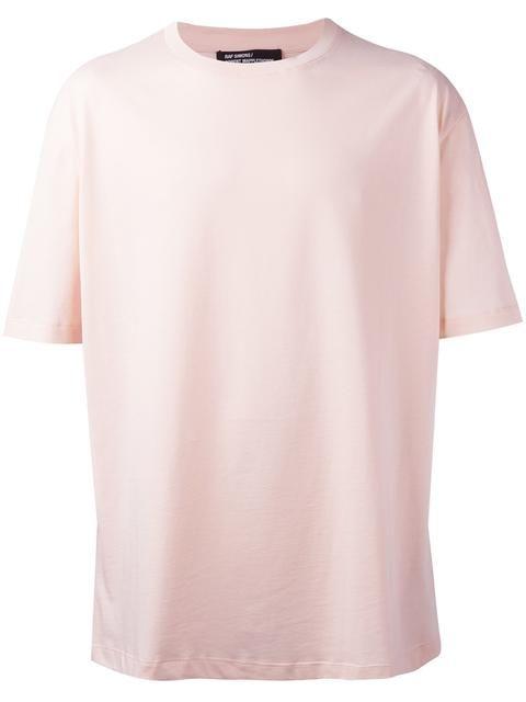 2df11995 RAF SIMONS plain T-shirt. #rafsimons #cloth #t-shirt | Raf Simons ...