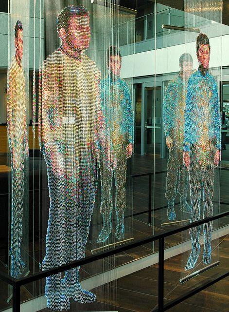 Spock, Kirk and McCoy at Microsoft, Washington, USA by Wonderlane, via Flickr. Thanks Marco Pintos