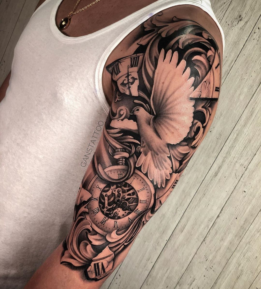 67 Beste Tattoo Am Unterarm Ideen 2019