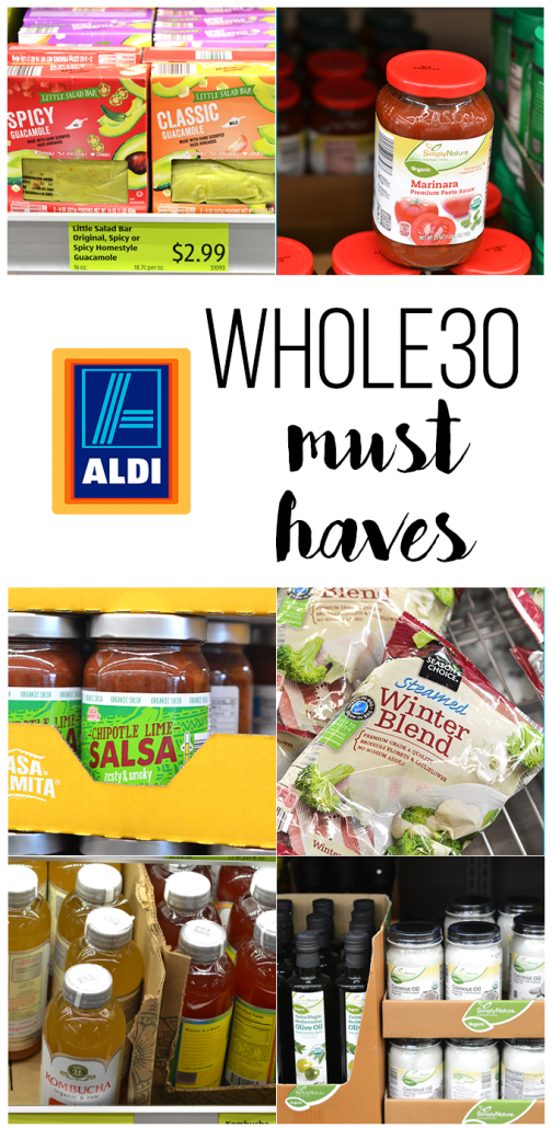 Whole30 ALDI Must Haves Whole 30 diet, Food, Whole 30