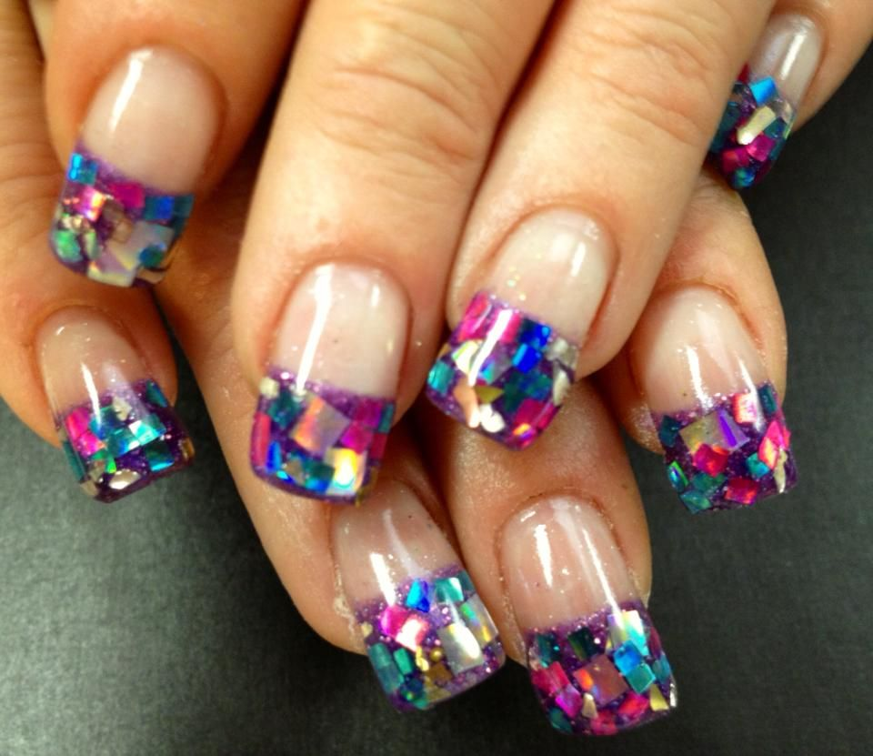 Nail art: 19 of the most amazing manicures on Pinterest. | Nail art ...