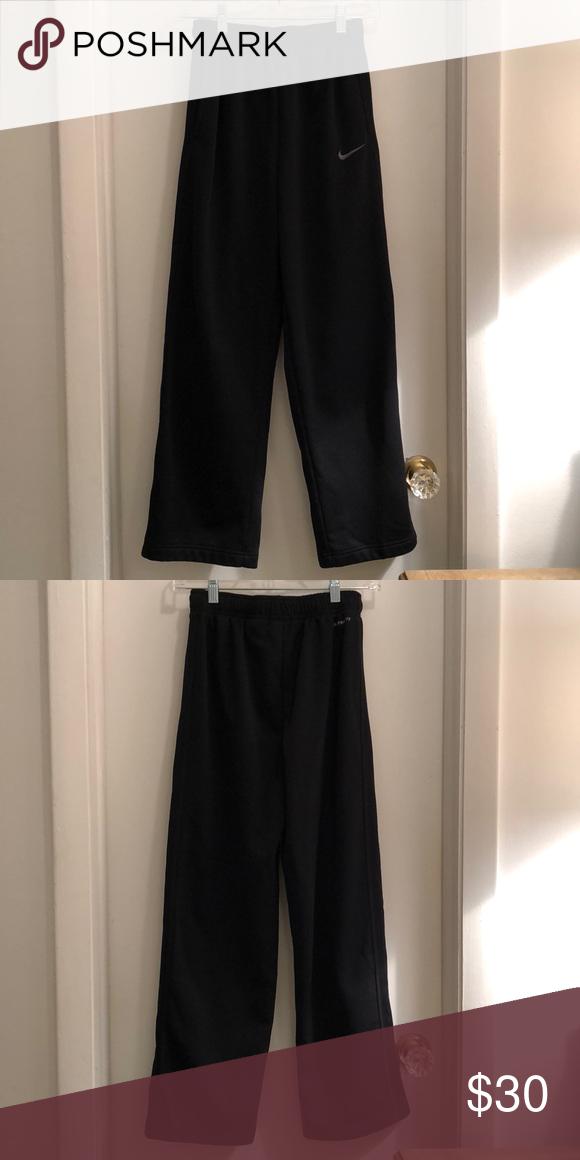 Nike Therma-Fit Athletic Pants Black