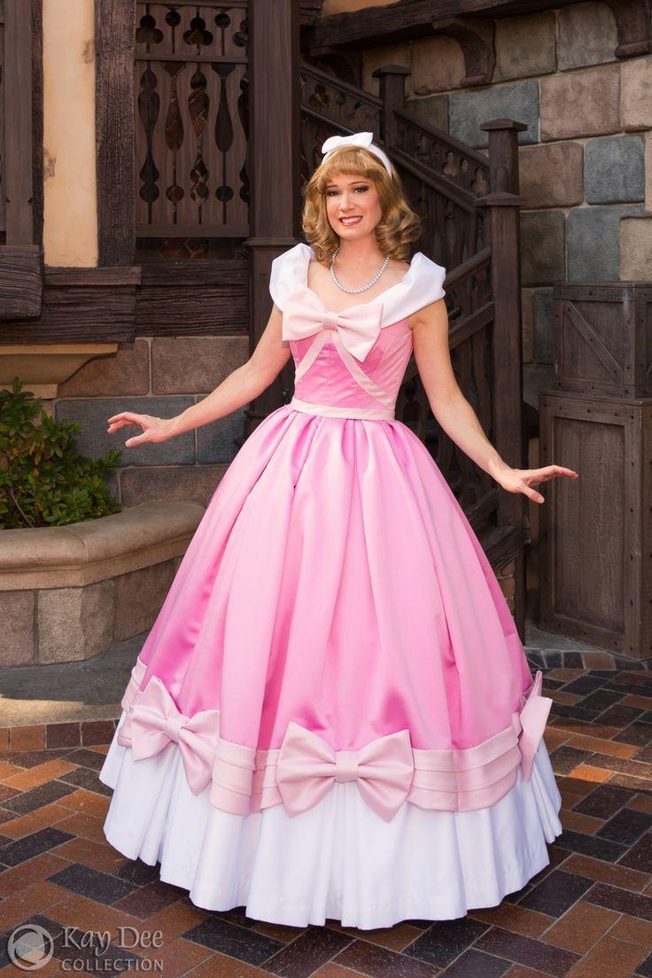 cinderella+pink+dress+cosplay | Cinderella Cosplay | vestidos niñas ...