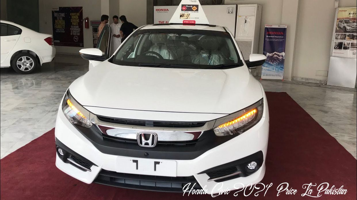 Honda Civic 2021 Price In Pakistan Redesign And Review in