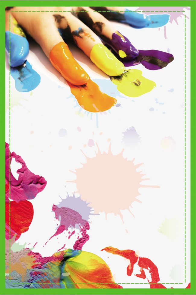 Color Creative Paint Summer Art Training, Art Classes ...