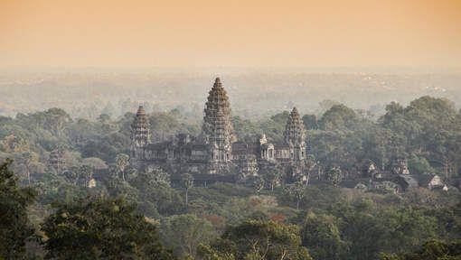 Archeologen ontdekken verloren steden onder de jungle bij Angkor Wat - HLN.be