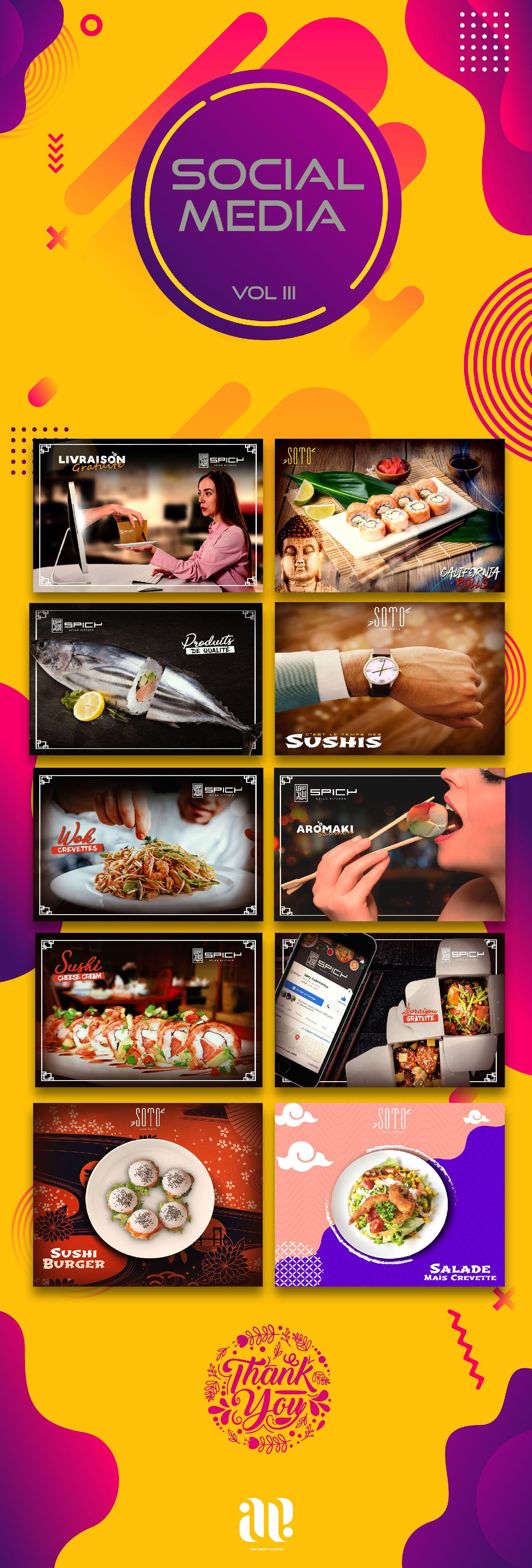 Social Media Japanese Food Asian Kitchen Social Media Japenese Food