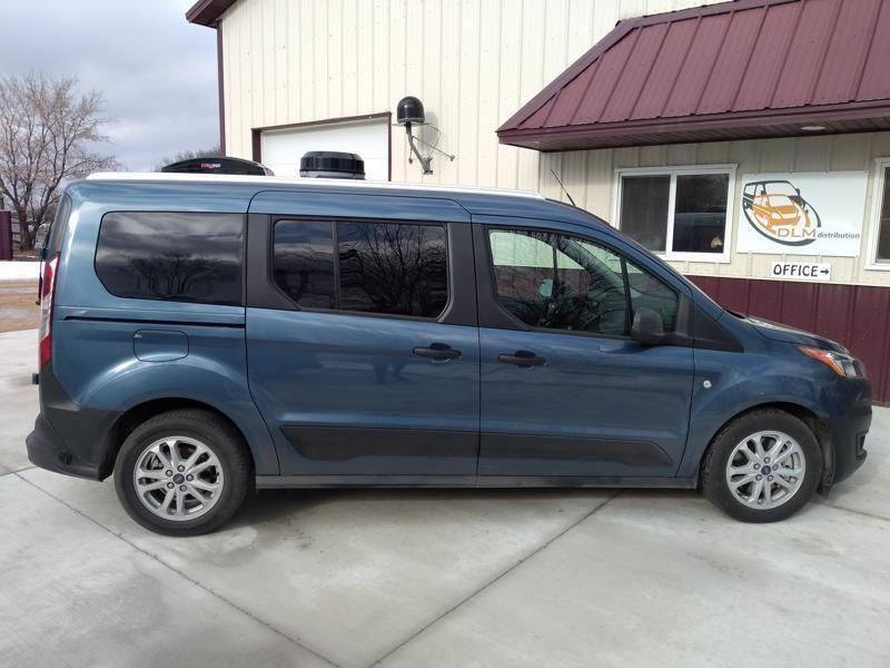 2019 Ford Transit Connect Campervan Lake Crystal Mn Rvtrader