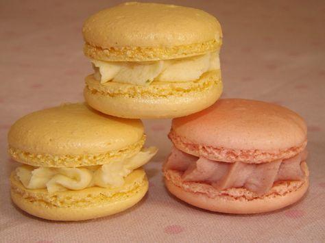 Les ganaches pour les macarons: - Les gourmandises de Jessica #macaronrecette