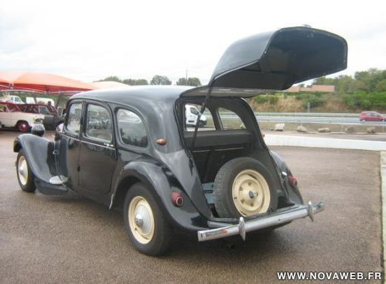 Citroen Traction 11 C  1955