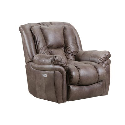 Lane Furniture Great Falls Power Recliner Upholstery Colour Mocha Reclining Type Power Motion Type Wallsaver Recliner Lane Furniture Swivel Recliner