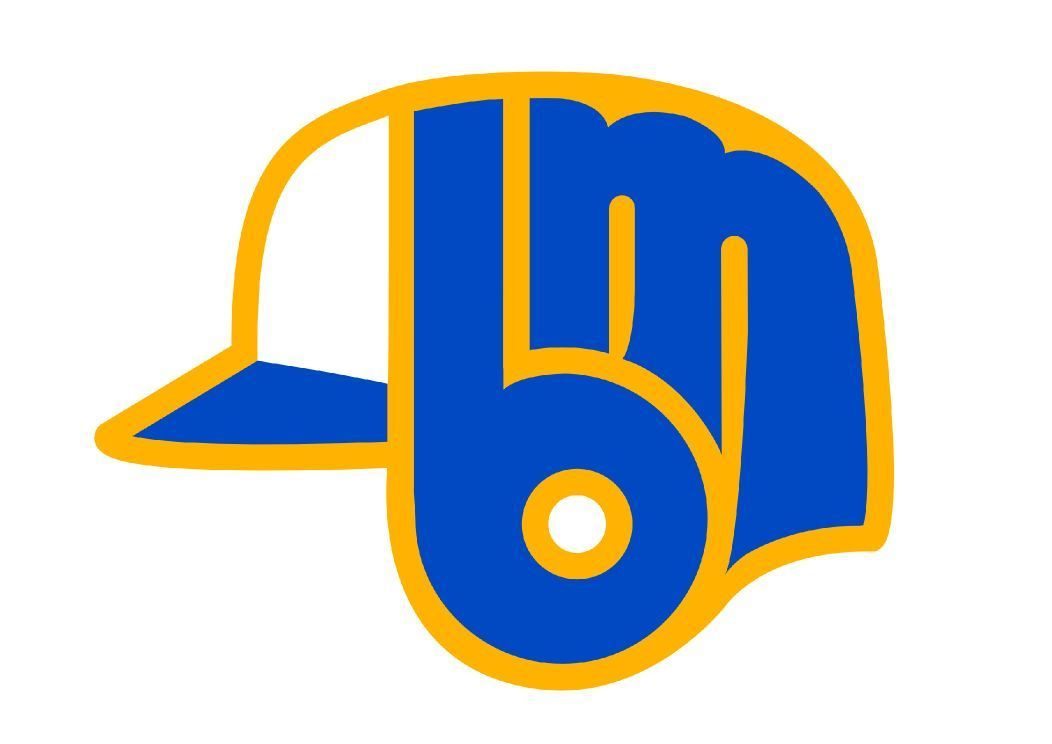 6b1fb7197 Proposed Milwaukee Brewers major league baseball team alternate throwback  logo. Inspired by the famous