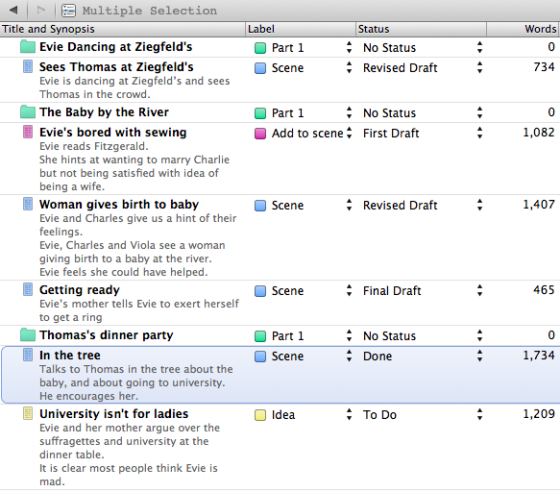 How To Use Scrivener to Plan a Book | Writing process | Pinterest ...