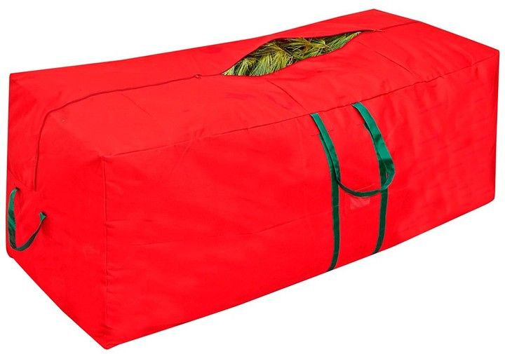 Christmas Tree Storage Bag With Wheels Cool Kennedy International Incred 9Ftchristmas Tree 2Wheel Storage Inspiration