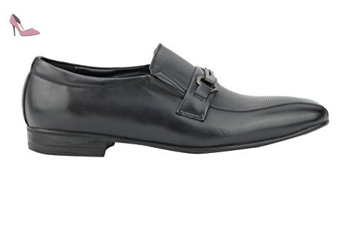 Chaussures Xposed noires homme 3oErU10I3S