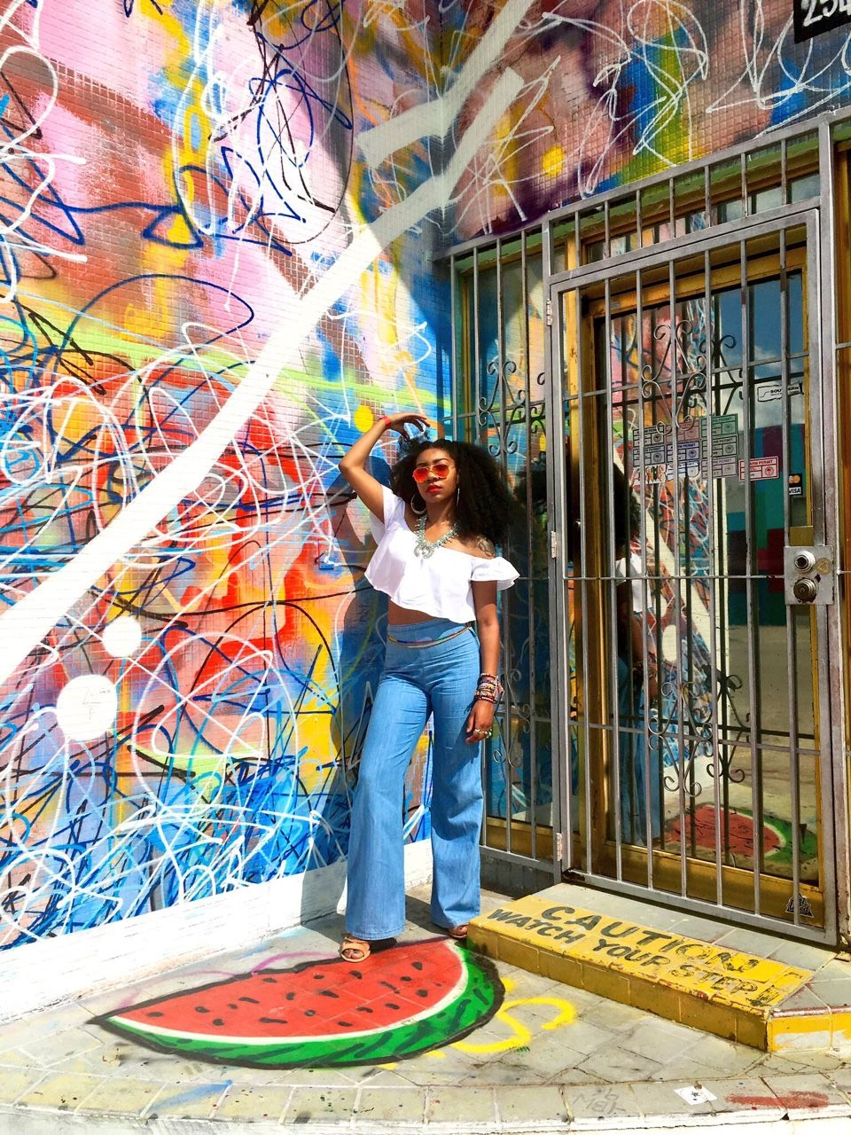 I really fell in love with Wynwood