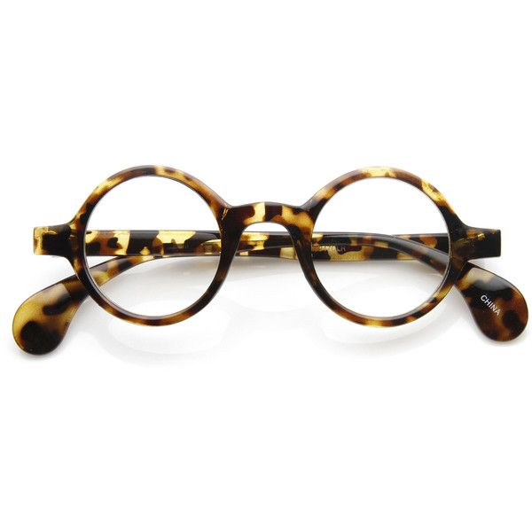Vintage dapper inspired 1920 s clear lens spectacles glasses 9129 ( 20) ❤  liked on Polyvore featuring accessories, eyewear, eyeglasses, vintage  eyeglasses, ... 751e25314538
