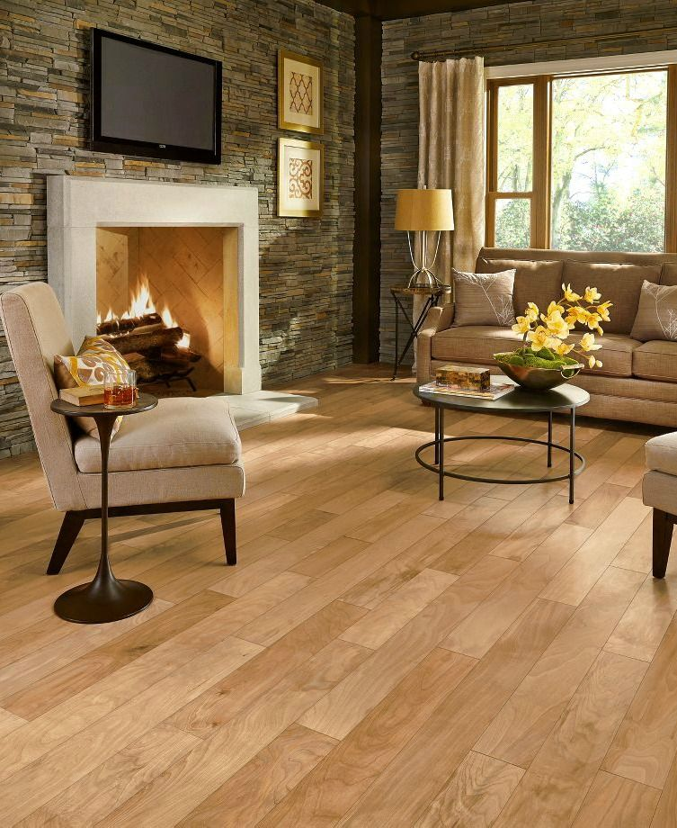 New Kitchen Flooring Ideas: This Fabulous New Wood Floor Is In The Performance Plus