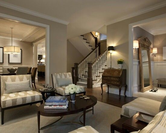 warm neutral colours for living room home decor ideas photos colors that go throughout open downstairs our first dining
