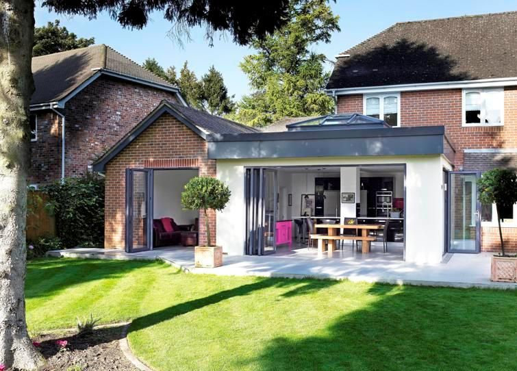Apropos Conservatories Orangery Flat Roof Extension Flat Roof