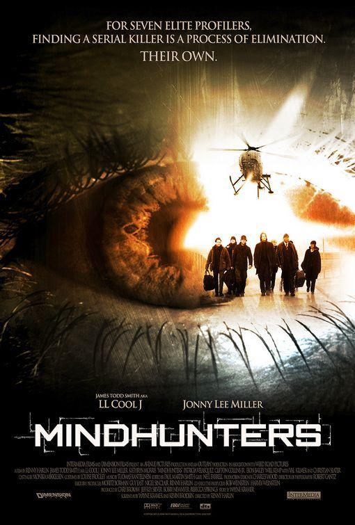 Caçadores de Mentes (Mindhunters, Renny Harlin)